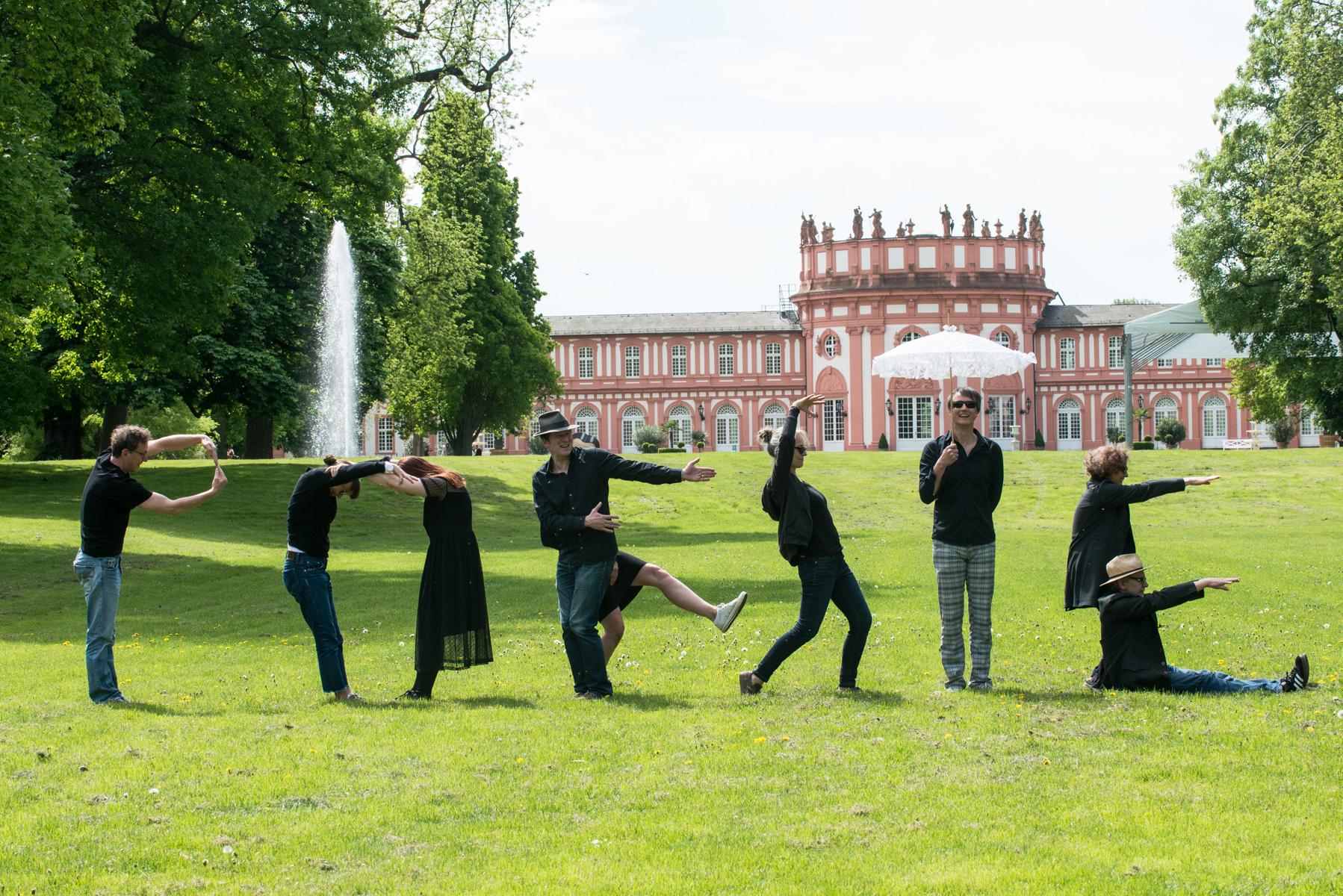 Poesie im park - eine art festival